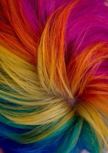 Rainbow by Kristy!